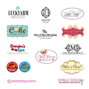 Custom Boutique Logo Design