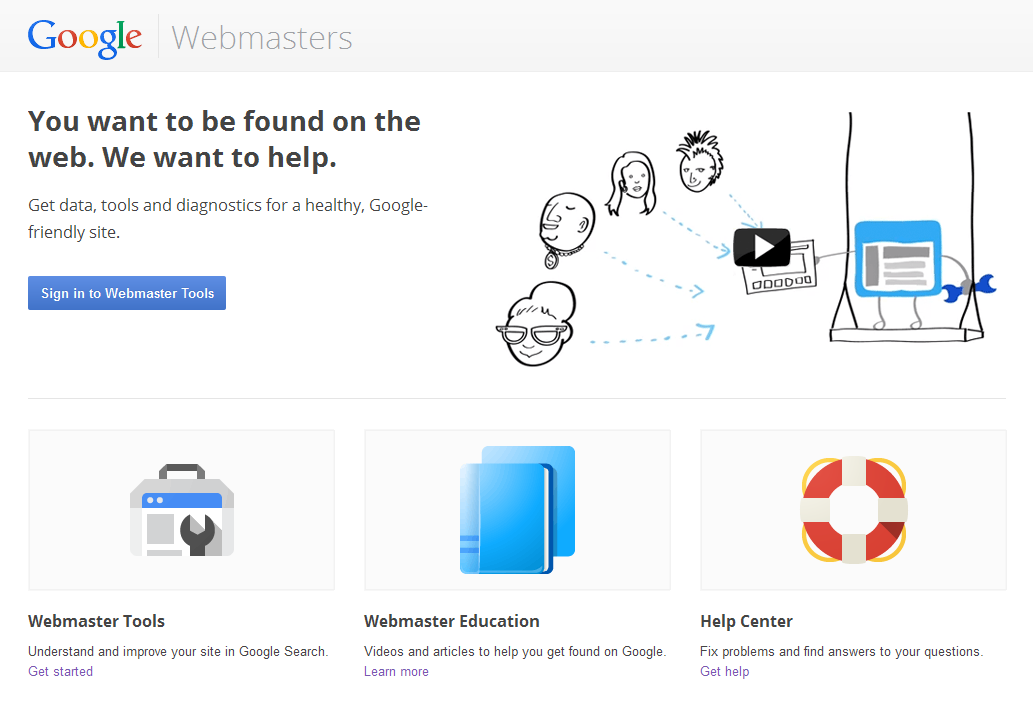 How to Set Up Google Webmaster Tools | Boutique Web Design