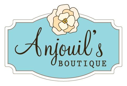 Anjouil's Boutique Logo Design