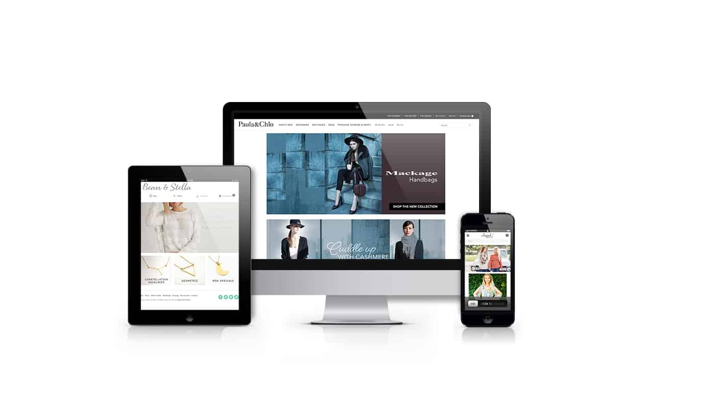 Boutique Web Design by Design Edit Studio