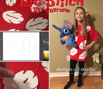 DIY Lilo and Stitch Costume