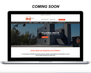 New Website Coming Soon Safe Rescue