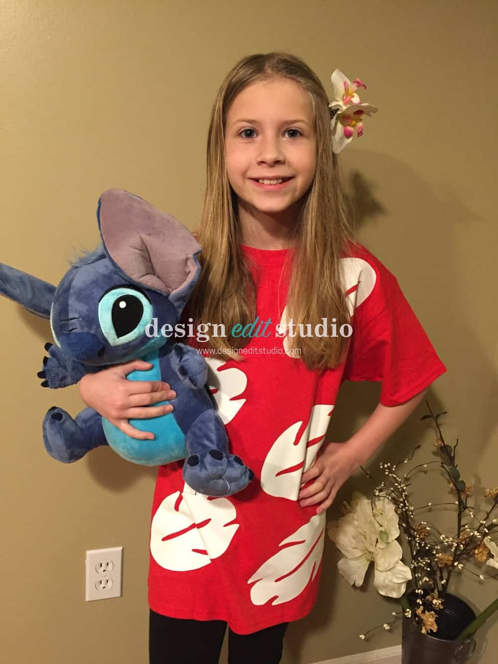 diy stitch costume - DIY Unixcode