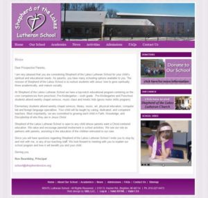 SOTL School Website