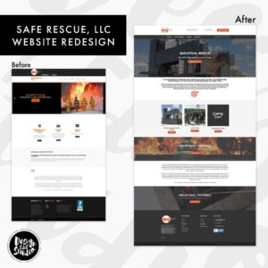 Safe Rescue Redesign