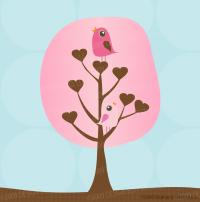 Tree for Audrey by Stephanie Fredrickson